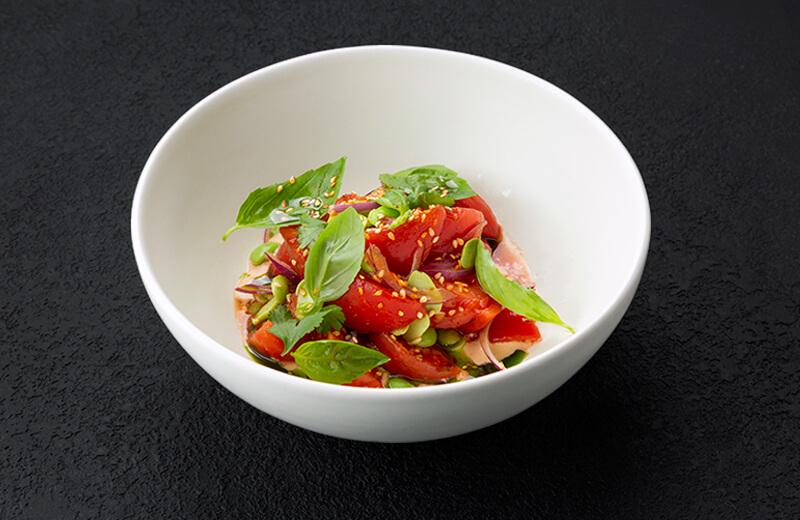 Заказать томаты с эдамамэ