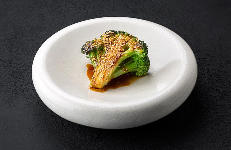 Заказать на дом брокколи в соусе терияки